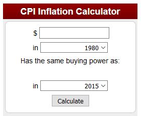 inflation calculators from. Black Bedroom Furniture Sets. Home Design Ideas